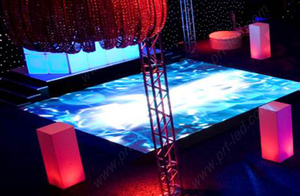 P6.25 Full Color LED Dance Floor