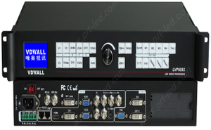 Controlador de LED Procesador de video HD de la serie Vd Wall 605