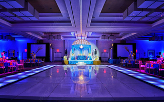 P5.68 Full Floor LED Dance Floor / LED Floor con fuerte duradero